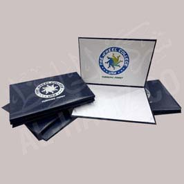 Double-fold Certificate Holder assorted