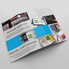 Brochure Design - A4 Size