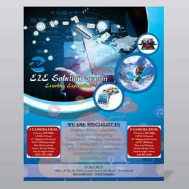 Brochure Design - Laminated