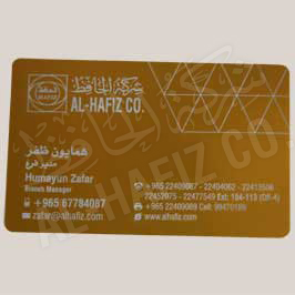 Kuwait city business cards printing design service in kuwait visiting card for laser engraving gold reheart Image collections