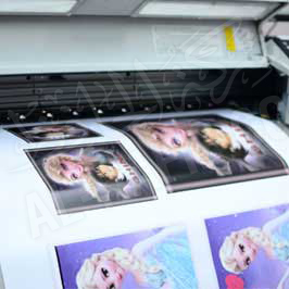 Digital Printing - Large Format Canvas