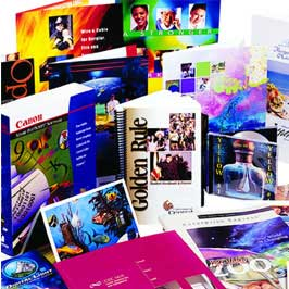 Digital Printing - Books & Magazines