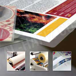 Lamination Service - Customized