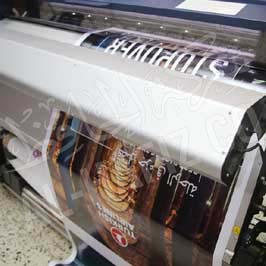 Wide Large Format Printing