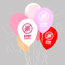 Covid-19 Awareness Balloon