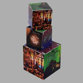 Digital Printed Boxes - Variety of Sizes