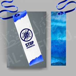 Covid-19 Awareness Customized Bookmarks