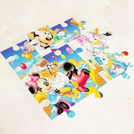Customized Puzzle - Cartoons