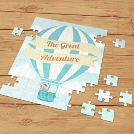 Customized Puzzle - Great Adventure