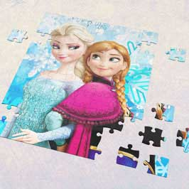 Customized Puzzle - Cartoon Characters
