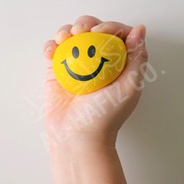 Custom Emoji Printed Stress Ball