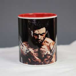 Custom Sublimation Mug - Wolverine