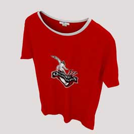 T-Shirt Red - Lahore Qalanders