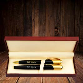 Custom Printed Pens With Box