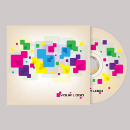 Customized CD Cover & Label Printing Multi
