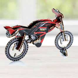 D-board Toy - Motorcycle