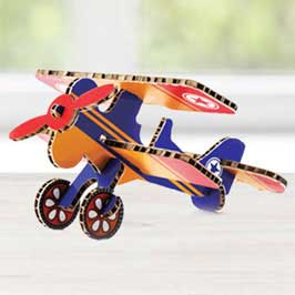 D-board Toy - Airplane