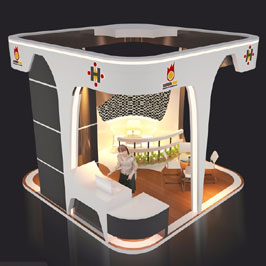 Exhibition Stand In Kuwait : Exhibition booth design exhibition booths in kuwait