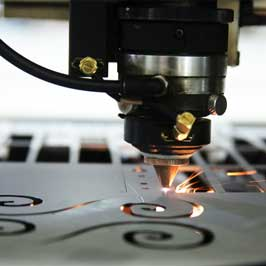 Laser Cutting Customized