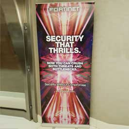 Roll Up Banner - 120cm.x 200cm