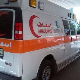 Customized Vehicle Wrap For Sticker Ambulance