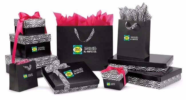 DESIGN and PRINT GIFT BOXES