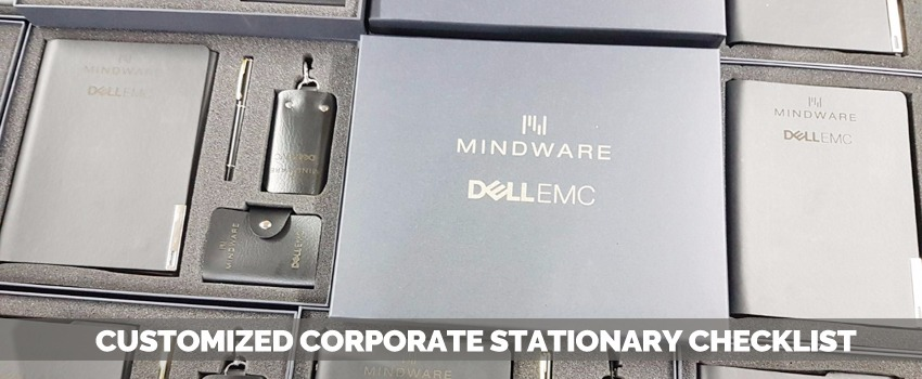 Customized Corporate Stationary
