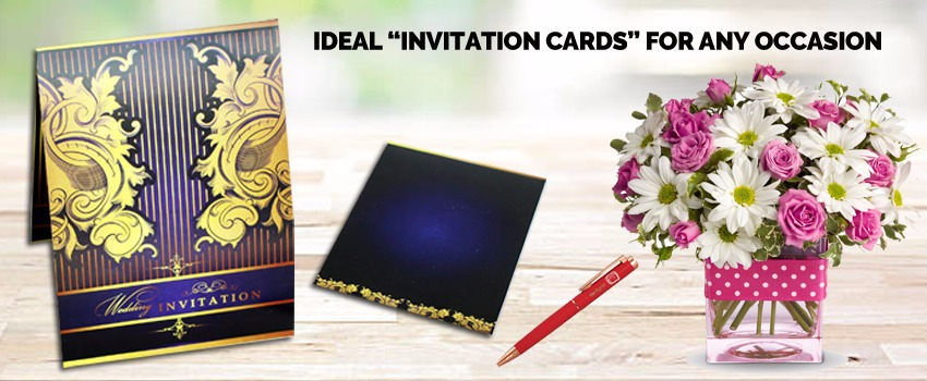 Invitation Cards for any Occasion