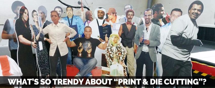 Print & Die Cutting