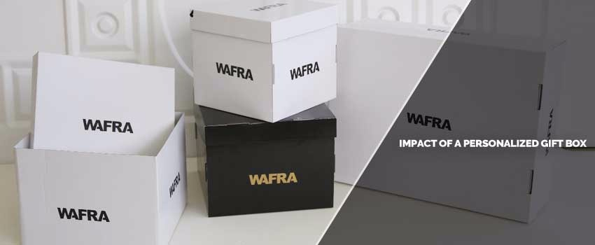 Impact of a Personalized Gift Box