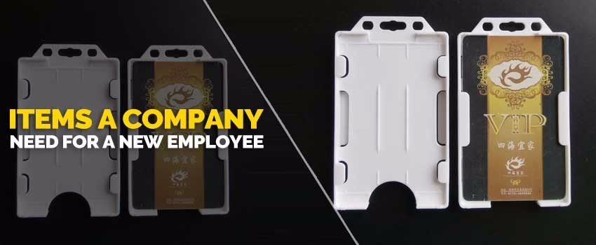 Items a Company Need for a New Employee