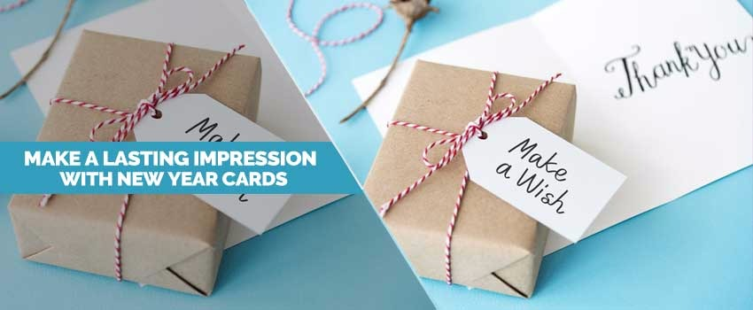 Make a Lasting Impression with New Year Cards