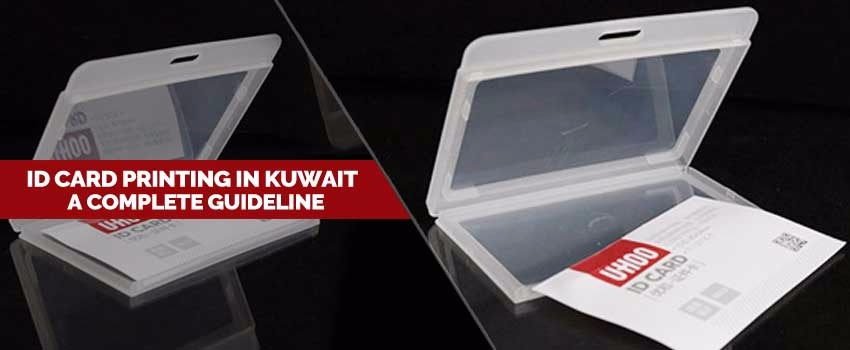 ID card printing in Kuwait