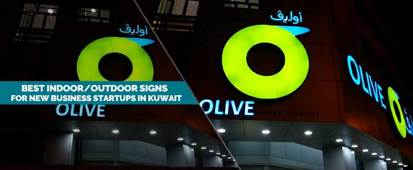 signs for New business startups in Kuwait