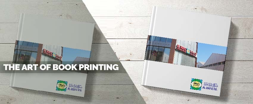 Book Printing in Kuwait