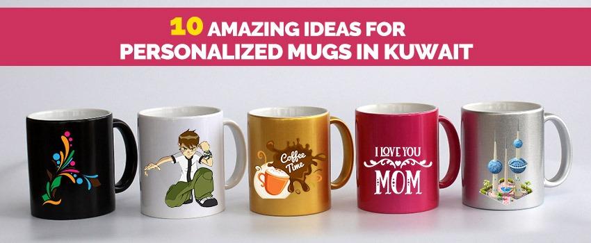 Personalized Mugs in Kuwait