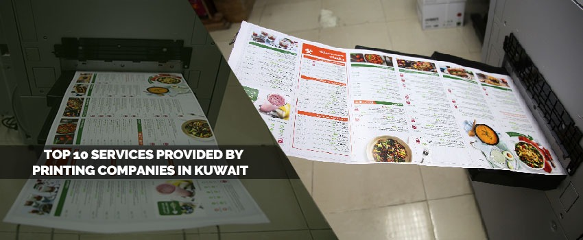 Printing Companies in Kuwait