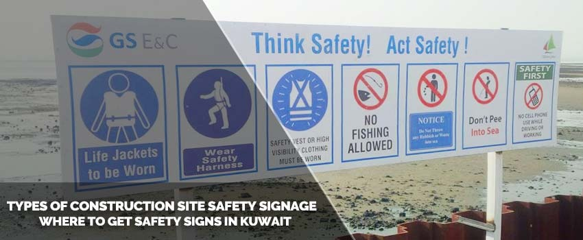 Safety Signs in Kuwait