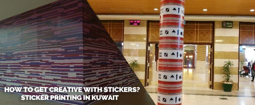 Sticker printing in Kuwait