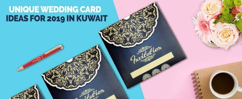 Wedding Card in Kuwait