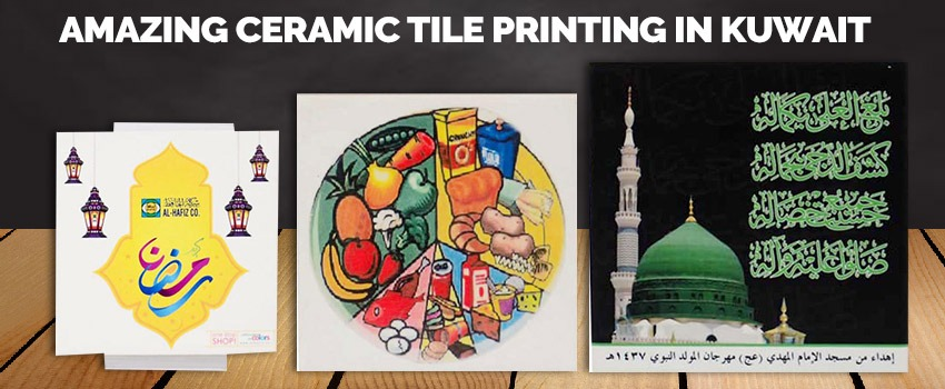 Amazing Ceramic Tile Printing in Kuwait