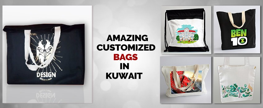 Amazing Customized Bags in Kuwait