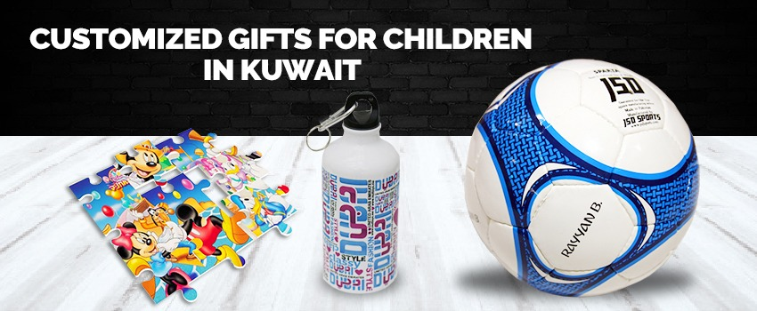 Customized Gifts for Children in Kuwait