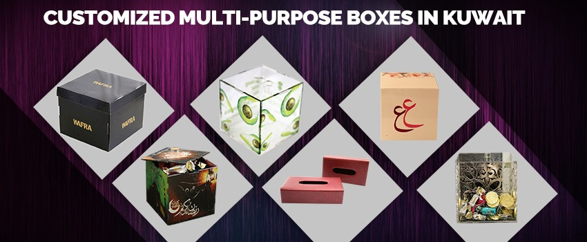 Customized Multi-Purpose Boxes in Kuwait
