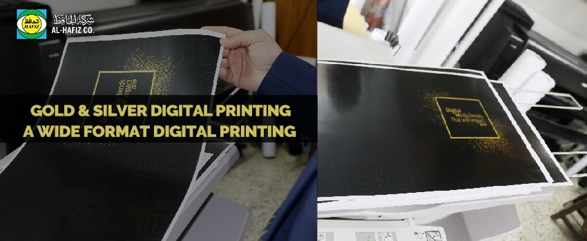 A Wide Format Digital Printing