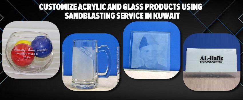 Sandblasting Service in Kuwait
