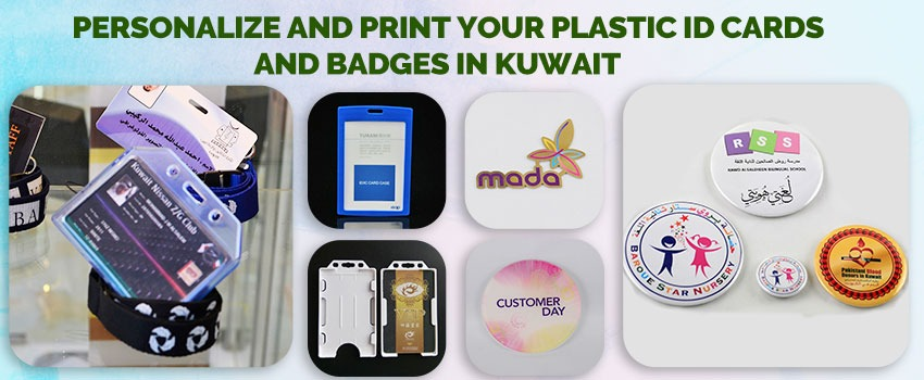 Plastic ID Cards and Badges in Kuwait