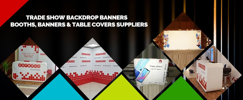 Trade Show Backdrop Banners