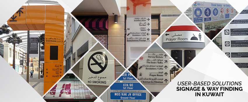 Signage & Way finding‎ in Kuwait