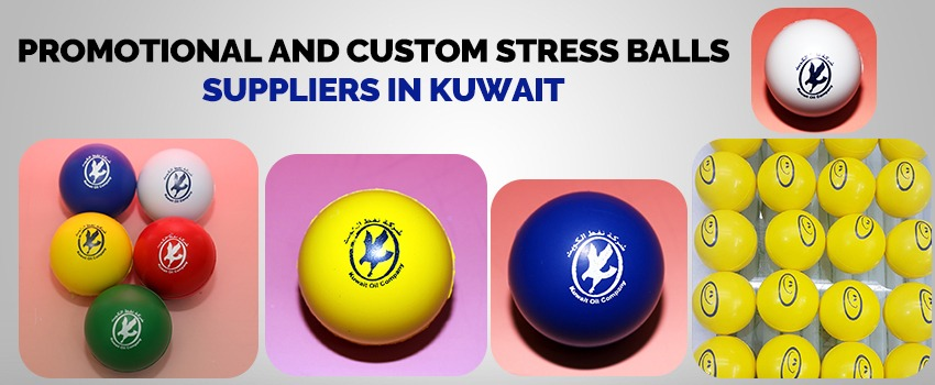 Promotional and Custom Stress Balls Suppliers in Kuwait